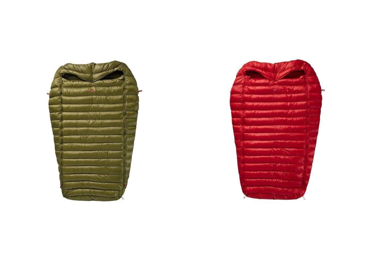 【PAJAK/パヤク】のシュラフ 寝袋 マミー ダウン QUEST-4TWO-Olive&シュラフ 寝袋 マミー ダウン QUEST-4TWO-Red おすすめ!人気キャンプ・アウトドア用品の通販 おすすめで人気の流行・トレンド、ファッションの通販商品 メンズファッション・キッズファッション・インテリア・家具・レディースファッション・服の通販 founy(ファニー) https://founy.com/ A/W・秋冬 AW・Autumn/Winter・FW・Fall-Winter ダウン ホーム・キャンプ・アウトドア Home,Garden,Outdoor,Camping Gear キャンプ用品・アウトドア  Camping Gear & Outdoor Supplies 寝具 シュラフ 枕 Schlaf, Sleeping bag, Pillow |ID:crp329100000034784