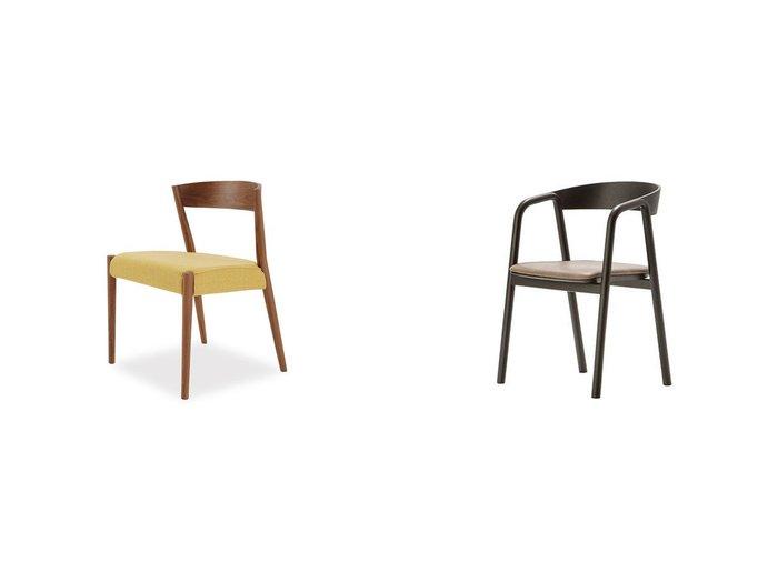 【Sketch/スケッチ】のインレー チェア&ロンダ チェア 【INTERIOR】おすすめ!人気、インテリア・家具の通販 おすすめ人気トレンドファッション通販アイテム 人気、トレンドファッション・服の通販 founy(ファニー) シンプル ホーム・キャンプ・アウトドア Home,Garden,Outdoor,Camping Gear 家具・インテリア Furniture チェア・椅子 Chair ダイニングチェア |ID:crp329100000034824