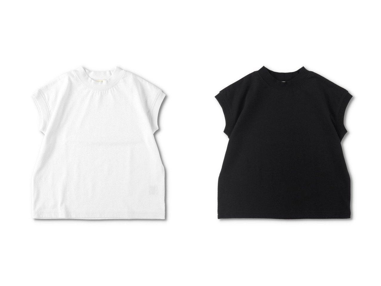 【branshes / KIDS/ブランシェス】のフレンチスリーブTシャツ 【KIDS】子供服のおすすめ!人気トレンド・キッズファッションの通販  おすすめで人気の流行・トレンド、ファッションの通販商品 メンズファッション・キッズファッション・インテリア・家具・レディースファッション・服の通販 founy(ファニー) https://founy.com/ ファッション Fashion キッズファッション KIDS トップス・カットソー Tops/Tees/Kids インナー カットソー シンプル スリーブ フレンチ ロング |ID:crp329100000034866