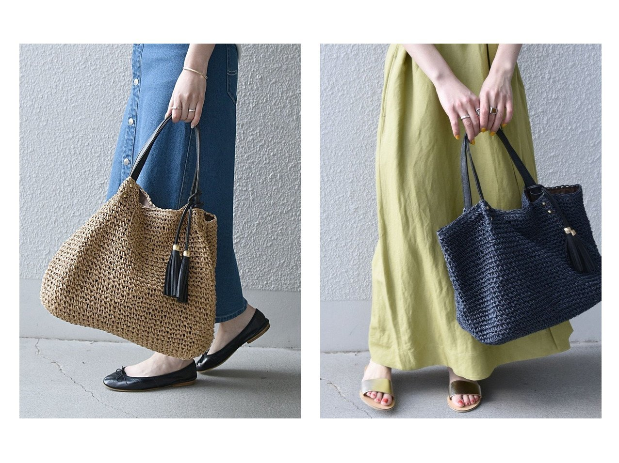 【SHIPS any/シップス エニィ】の一部追加 SHIPS any コマアミトート2 【バッグ・鞄】おすすめ!人気、トレンド・レディースファッションの通販 おすすめで人気の流行・トレンド、ファッションの通販商品 メンズファッション・キッズファッション・インテリア・家具・レディースファッション・服の通販 founy(ファニー) https://founy.com/ ファッション Fashion レディースファッション WOMEN バッグ Bag シンプル タッセル バランス ポケット 人気 春 Spring |ID:crp329100000034978