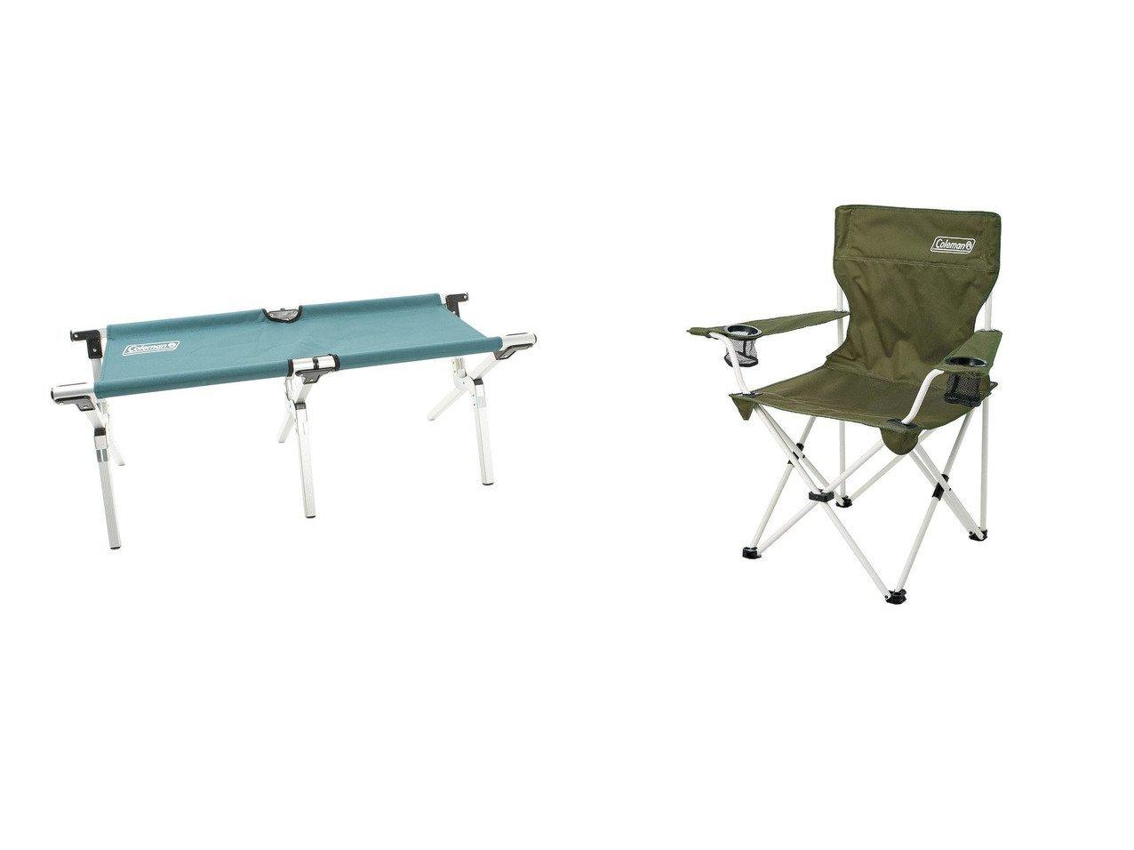 【coleman/コールマン】の椅子 チェア スチール アウトドア リゾートチェア (オリーブ)2000033560&アウトドア チェア 三折りベンチ 170A5548 おすすめ!人気キャンプ・アウトドア用品の通販 おすすめで人気の流行・トレンド、ファッションの通販商品 メンズファッション・キッズファッション・インテリア・家具・レディースファッション・服の通販 founy(ファニー) https://founy.com/ ファッション Fashion レディースファッション WOMEN S/S・春夏 SS・Spring/Summer アウトドア フレーム 春 Spring ホーム・キャンプ・アウトドア Home,Garden,Outdoor,Camping Gear キャンプ用品・アウトドア  Camping Gear & Outdoor Supplies チェア テーブル Camp Chairs, Camping Tables  ID:crp329100000035240