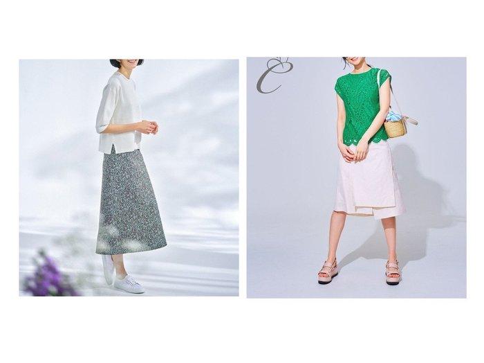 【JIYU-KU/自由区】の【Class Lounge】ALBINIシャンブレー スカート&【Sサイズ有】米沢ジャカード リバーシブル スカート 【スカート】おすすめ!人気、トレンド・レディースファッションの通販 おすすめファッション通販アイテム インテリア・キッズ・メンズ・レディースファッション・服の通販 founy(ファニー) https://founy.com/ ファッション Fashion レディースファッション WOMEN スカート Skirt 送料無料 Free Shipping ジャカード ミモレ メタル リバーシブル 再入荷 Restock/Back in Stock/Re Arrival イタリア コレクション シャンブレー バランス リュクス S/S・春夏 SS・Spring/Summer |ID:crp329100000035458