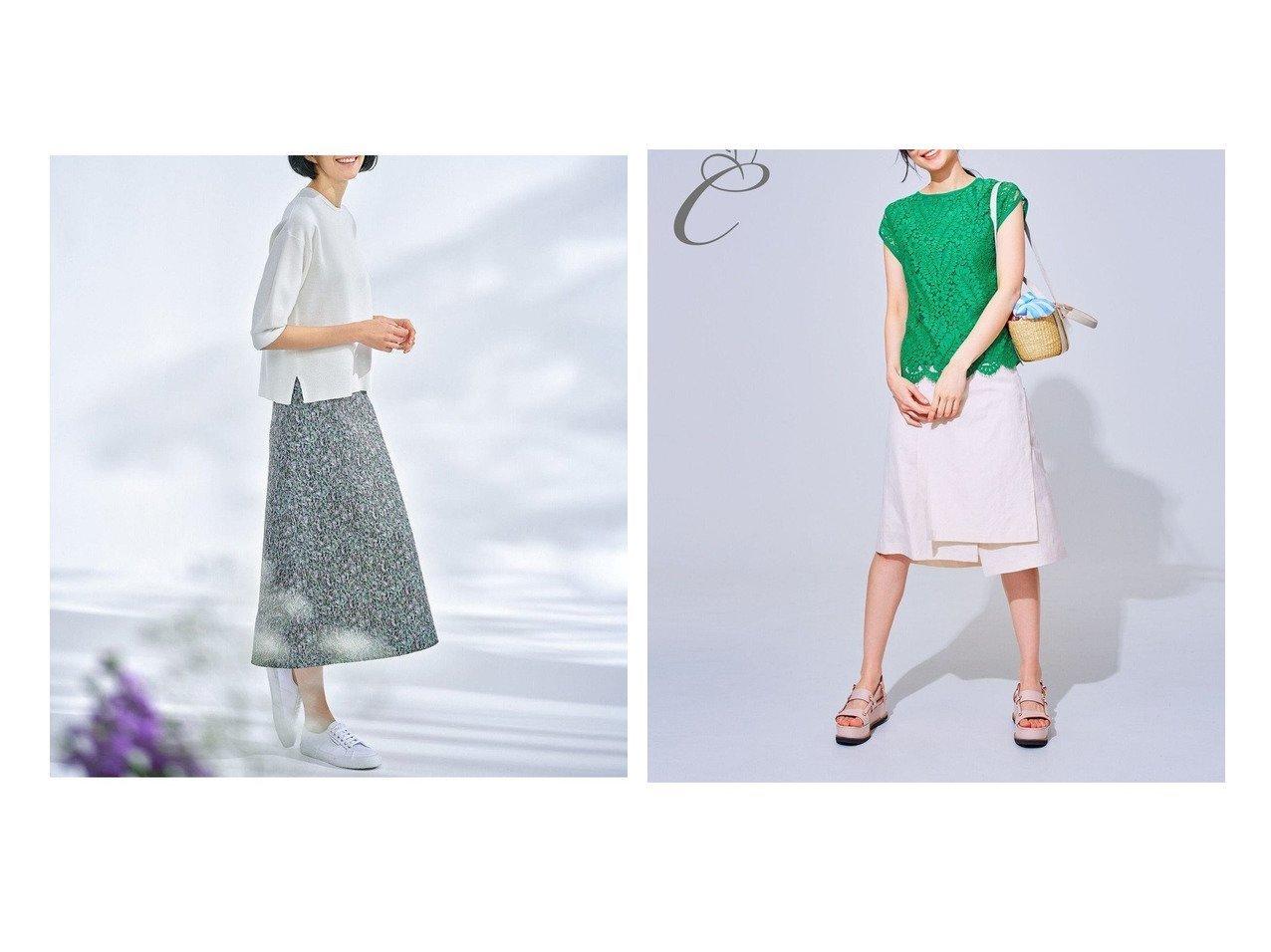 【JIYU-KU/自由区】の【Class Lounge】ALBINIシャンブレー スカート&【Sサイズ有】米沢ジャカード リバーシブル スカート 【スカート】おすすめ!人気、トレンド・レディースファッションの通販 おすすめで人気の流行・トレンド、ファッションの通販商品 メンズファッション・キッズファッション・インテリア・家具・レディースファッション・服の通販 founy(ファニー) https://founy.com/ ファッション Fashion レディースファッション WOMEN スカート Skirt 送料無料 Free Shipping ジャカード ミモレ メタル リバーシブル 再入荷 Restock/Back in Stock/Re Arrival イタリア コレクション シャンブレー バランス リュクス S/S・春夏 SS・Spring/Summer |ID:crp329100000035458