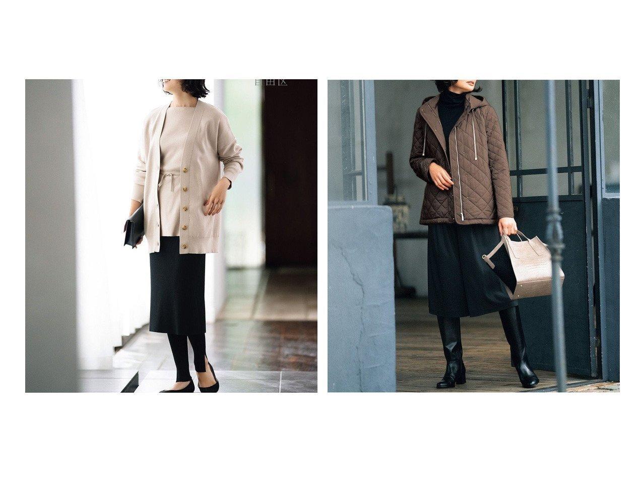 【JIYU-KU/自由区】の【UNFILO】ユーティリティーウール ガウチョパンツ&【UNFILO】レイヤードリブニット スカート 【スカート】おすすめ!人気、トレンド・レディースファッションの通販 おすすめで人気の流行・トレンド、ファッションの通販商品 メンズファッション・キッズファッション・インテリア・家具・レディースファッション・服の通販 founy(ファニー) https://founy.com/ ファッション Fashion レディースファッション WOMEN スカート Skirt 送料無料 Free Shipping S/S・春夏 SS・Spring/Summer シンプル ストレッチ レギンス 再入荷 Restock/Back in Stock/Re Arrival 春 Spring 雑誌 ガウチョパンツ キュロット クラシカル ロング 吸水 |ID:crp329100000035459