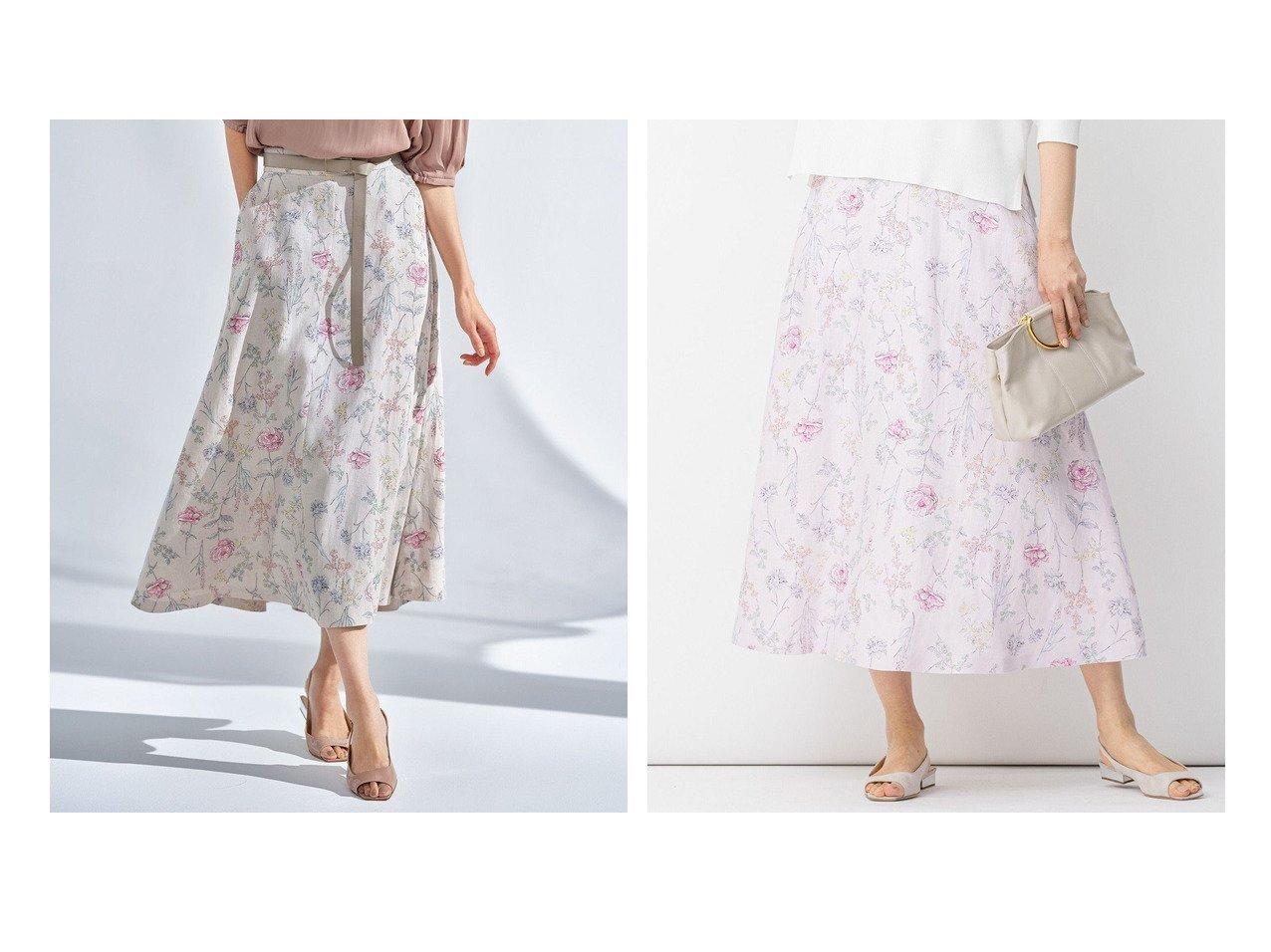 【JIYU-KU/自由区】の【Sサイズ有】BOTANICAL DYE フラワープリント スカート 【スカート】おすすめ!人気、トレンド・レディースファッションの通販 おすすめで人気の流行・トレンド、ファッションの通販商品 メンズファッション・キッズファッション・インテリア・家具・レディースファッション・服の通販 founy(ファニー) https://founy.com/ ファッション Fashion レディースファッション WOMEN スカート Skirt イエロー ギャザー サテン フラワー プリント 送料無料 Free Shipping おすすめ Recommend |ID:crp329100000035460