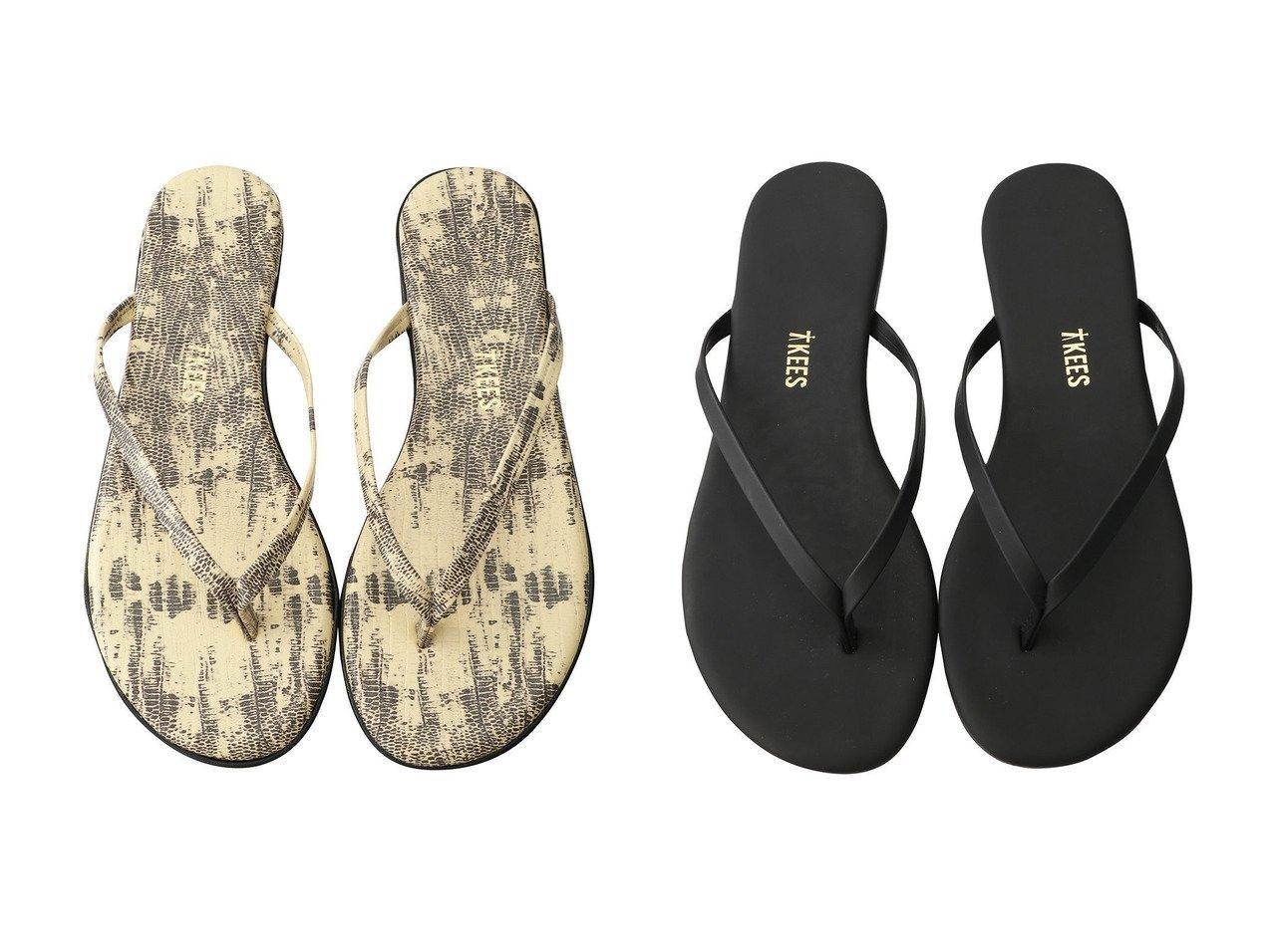 【GALLARDAGALANTE/ガリャルダガランテ】の【TKEES】トングサンダル/Black&【TKEES】トングサンダル/Milk Snake 【シューズ・靴】おすすめ!人気、トレンド・レディースファッションの通販 おすすめで人気の流行・トレンド、ファッションの通販商品 メンズファッション・キッズファッション・インテリア・家具・レディースファッション・服の通販 founy(ファニー) https://founy.com/ ファッション Fashion レディースファッション WOMEN サンダル ビーチ フラット 定番 Standard |ID:crp329100000035466