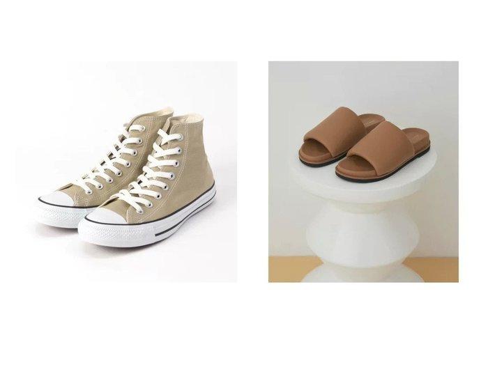 【CONVERSE/コンバース】の【定番】CANVAS ALL STAR COLORS HI&【ADAM ET ROPE'/アダム エ ロペ】のパフィスライダーサンダル 【シューズ・靴】おすすめ!人気、トレンド・レディースファッションの通販 おすすめ人気トレンドファッション通販アイテム 人気、トレンドファッション・服の通販 founy(ファニー) ファッション Fashion レディースファッション WOMEN キャンバス シューズ スニーカー ベーシック 再入荷 Restock/Back in Stock/Re Arrival 定番 Standard 春 Spring 今季 サンダル スポーツ トレンド リラックス 2021年 2021 S/S・春夏 SS・Spring/Summer 2021春夏・S/S SS/Spring/Summer/2021 おすすめ Recommend |ID:crp329100000035477