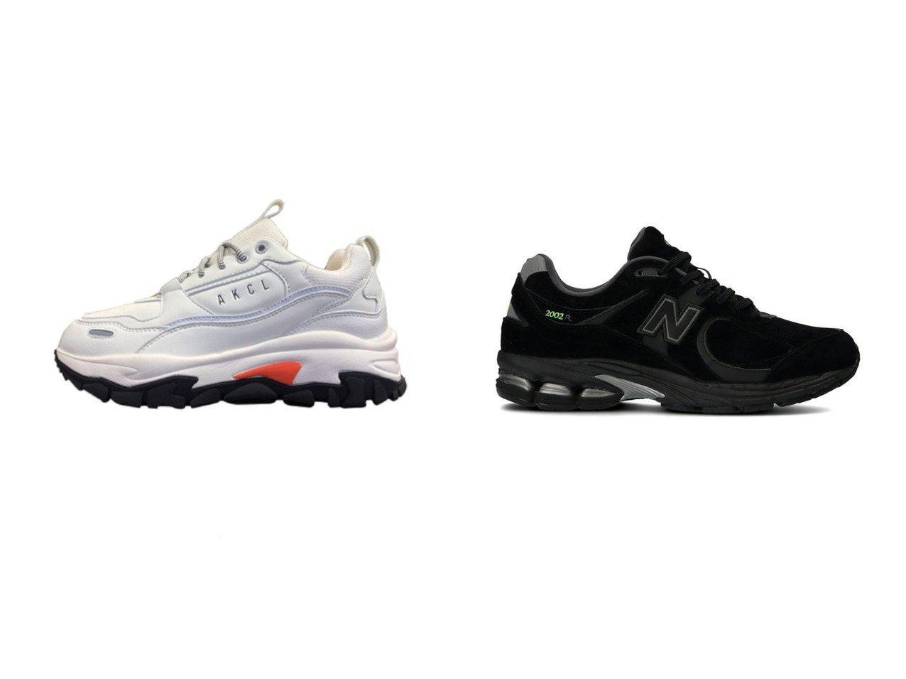 【Juze/ジュゼ】の【AKIII CLASSIC】AKIII URBAN TRACKER&【emmi/エミ】の【New Balance】ML2002R 【シューズ・靴】おすすめ!人気、トレンド・レディースファッションの通販 おすすめで人気の流行・トレンド、ファッションの通販商品 メンズファッション・キッズファッション・インテリア・家具・レディースファッション・服の通販 founy(ファニー) https://founy.com/ ファッション Fashion レディースファッション WOMEN インソール 厚底 春 Spring シューズ スニーカー スポーツ スリッポン トレンド 人気 レース S/S・春夏 SS・Spring/Summer おすすめ Recommend |ID:crp329100000035483