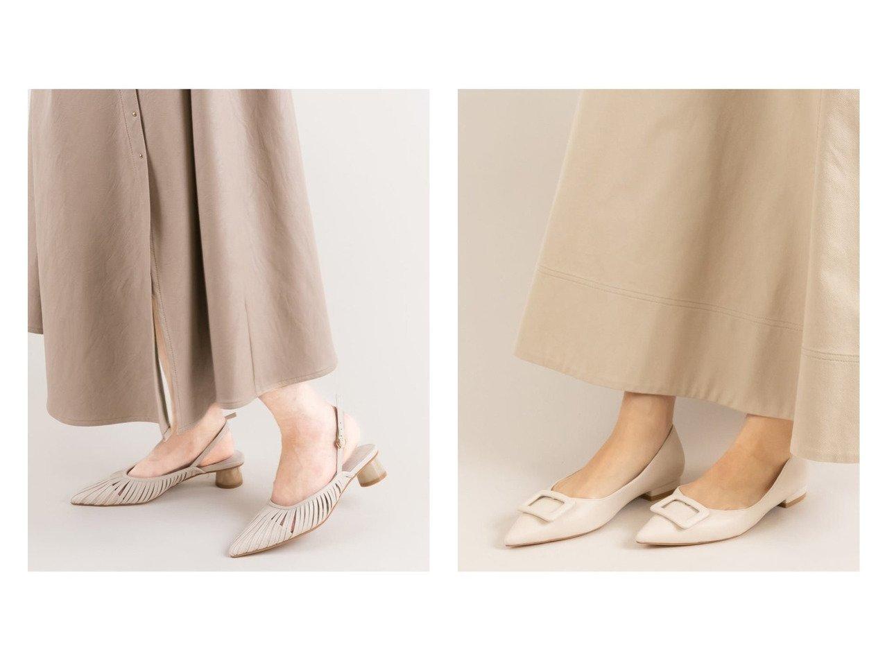 【RANDA/ランダ】のソフト スクエアパーツポインテッドトゥフラットパンプス&ソフト カッティングデザインバックストラップパンプス 【シューズ・靴】おすすめ!人気、トレンド・レディースファッションの通販 おすすめで人気の流行・トレンド、ファッションの通販商品 メンズファッション・キッズファッション・インテリア・家具・レディースファッション・服の通販 founy(ファニー) https://founy.com/ ファッション Fashion レディースファッション WOMEN バッグ Bag カッティング シューズ トレンド マーブル |ID:crp329100000035487