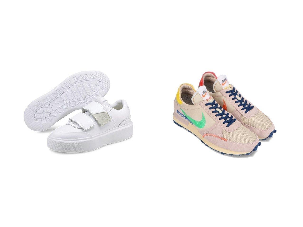 【NIKE/ナイキ】のNIKE DBREAK-TYPE&【PUMA/プーマ】のオスロ マヤ インフューズ ウィメンズ スニーカー 【シューズ・靴】おすすめ!人気、トレンド・レディースファッションの通販 おすすめで人気の流行・トレンド、ファッションの通販商品 メンズファッション・キッズファッション・インテリア・家具・レディースファッション・服の通販 founy(ファニー) https://founy.com/ ファッション Fashion レディースファッション WOMEN シューズ スエード スニーカー スリッポン メッシュ モダン ランニング 2021年 2021 2021春夏・S/S SS/Spring/Summer/2021 S/S・春夏 SS・Spring/Summer コレクション シンプル 春 Spring 軽量 |ID:crp329100000035491