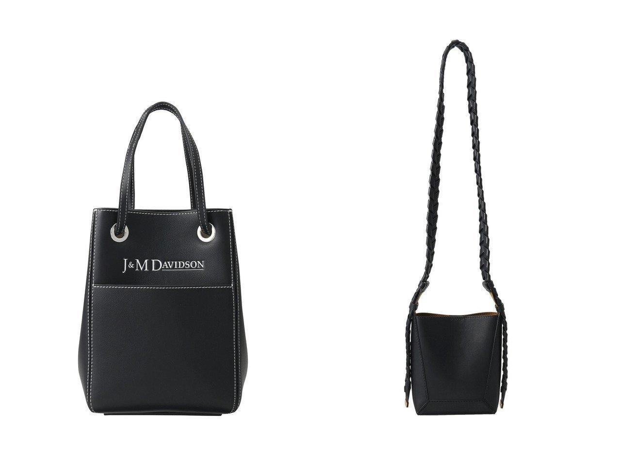 【J&M DAVIDSON/ジェイアンドエム デヴィッドソン】の2×4 BAG(Logo)&【STELLA McCARTNEY/ステラ マッカートニー】のスモールホーボーバッグ 【バッグ・鞄】おすすめ!人気、トレンド・レディースファッションの通販 おすすめで人気の流行・トレンド、ファッションの通販商品 メンズファッション・キッズファッション・インテリア・家具・レディースファッション・服の通販 founy(ファニー) https://founy.com/ ファッション Fashion レディースファッション WOMEN バッグ Bag ショルダー スクエア スタイリッシュ フォルム フロント ポケット ポシェット ロング ハンドバッグ  ID:crp329100000035501