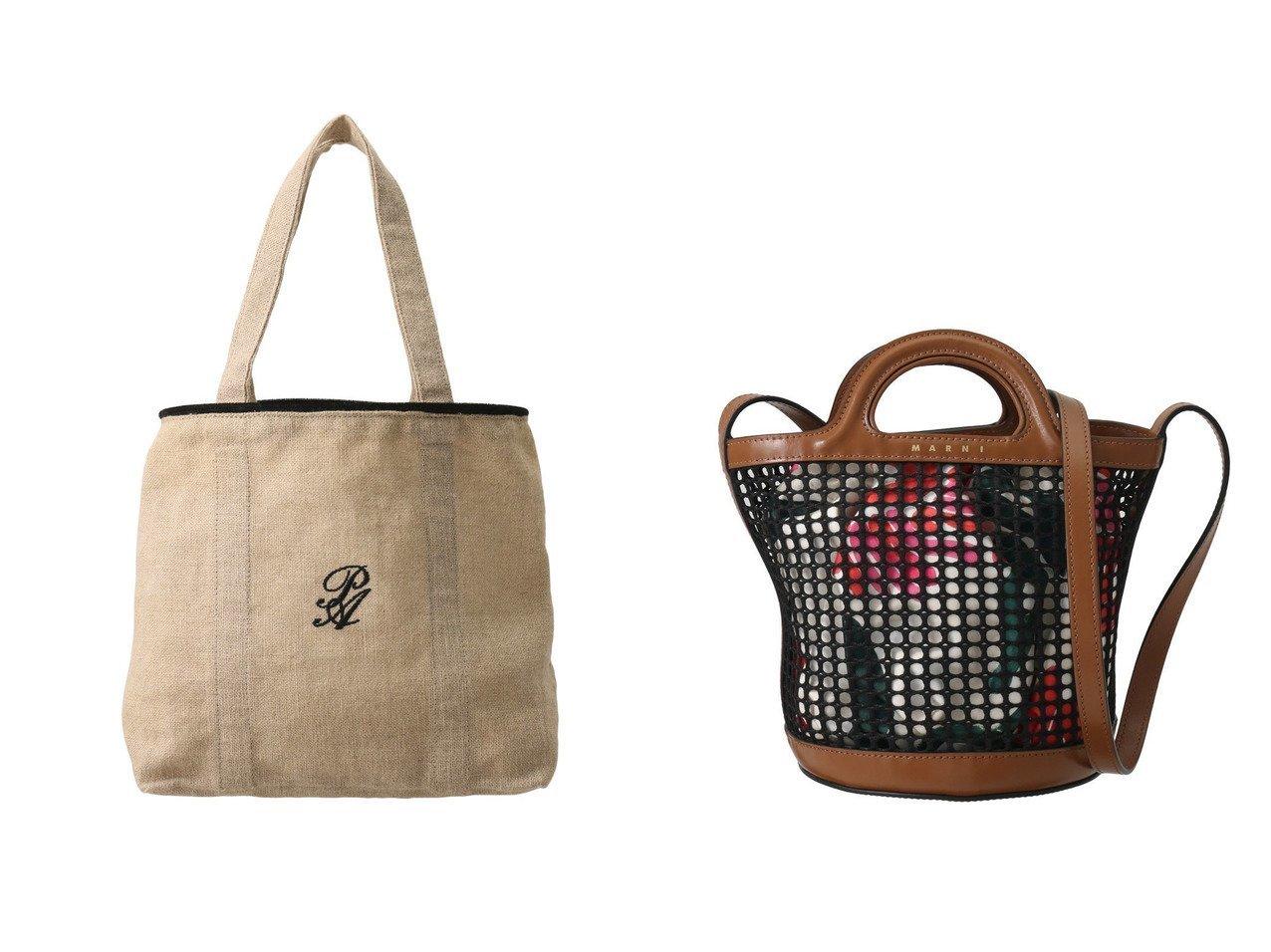 【MARNI/マルニ】のNET 2wayサマーバッグ S&【pageaeree/パージュアエレ】のanneトートバッグ 【バッグ・鞄】おすすめ!人気、トレンド・レディースファッションの通販 おすすめで人気の流行・トレンド、ファッションの通販商品 メンズファッション・キッズファッション・インテリア・家具・レディースファッション・服の通販 founy(ファニー) https://founy.com/ ファッション Fashion レディースファッション WOMEN バッグ Bag S/S・春夏 SS・Spring/Summer ポーチ 再入荷 Restock/Back in Stock/Re Arrival 春 Spring 財布 おすすめ Recommend コンビ サマー リゾート  ID:crp329100000035502