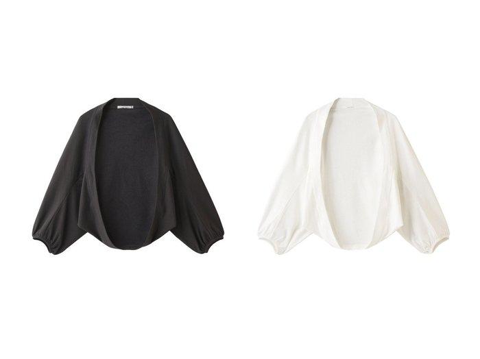 【PLAIN PEOPLE/プレインピープル】のコットンミニ裏毛ボレロ 【アウター】おすすめ!人気、トレンド・レディースファッションの通販 おすすめファッション通販アイテム インテリア・キッズ・メンズ・レディースファッション・服の通販 founy(ファニー) https://founy.com/ ファッション Fashion レディースファッション WOMEN アウター Coat Outerwear ボレロ Bolero jackets スリーブ ベーシック ボレロ ロング 羽織 |ID:crp329100000035521
