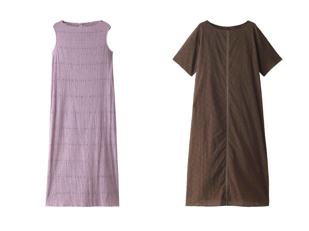 【Pheeta/フィータ】のVera クレープノースリーブドレス&Christine 刺繍ドレス 【ワンピース・ドレス】おすすめ!人気、トレンド・レディースファッションの通販 おすすめで人気の流行・トレンド、ファッションの通販商品 メンズファッション・キッズファッション・インテリア・家具・レディースファッション・服の通販 founy(ファニー) https://founy.com/ ファッション Fashion レディースファッション WOMEN ワンピース Dress ドレス Party Dresses サマー ドレス ノースリーブ フィット ロング リラックス 今季  ID:crp329100000035546