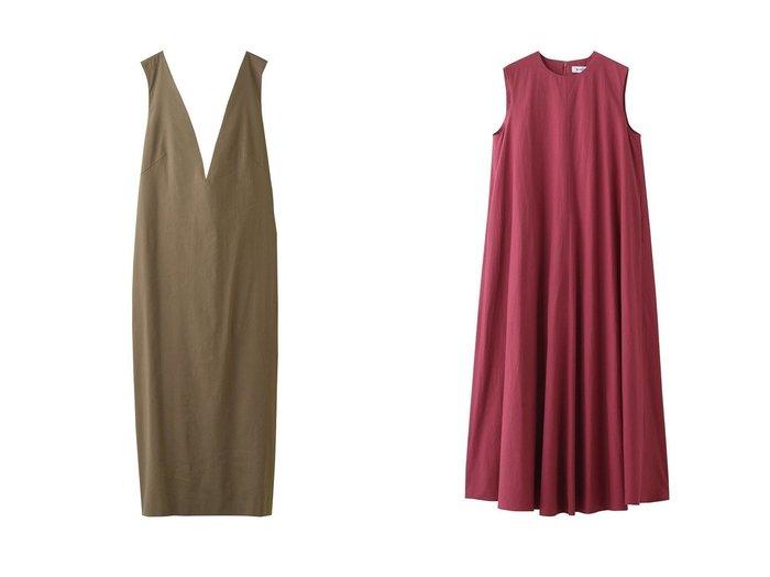 【SACRA/サクラ】のビスコースリネンワンピース&リプルタイプライターワンピース 【ワンピース・ドレス】おすすめ!人気、トレンド・レディースファッションの通販 おすすめ人気トレンドファッション通販アイテム 人気、トレンドファッション・服の通販 founy(ファニー) ファッション Fashion レディースファッション WOMEN ワンピース Dress ロング S/S・春夏 SS・Spring/Summer シンプル フレア ワッシャー 春 Spring |ID:crp329100000035548