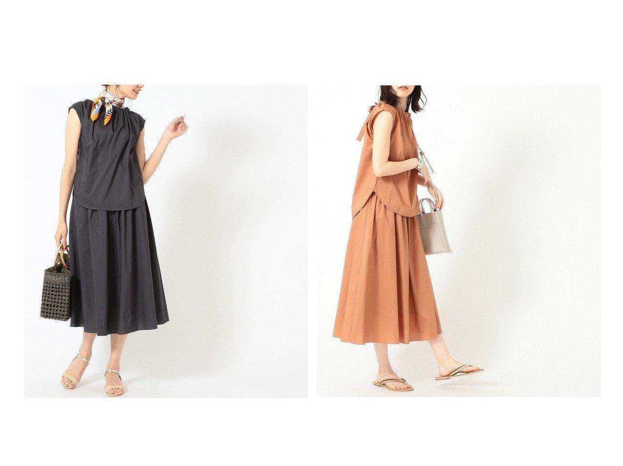 【B:MING by BEAMS/ビーミング by ビームス】のエアリーコットン セットアップ 21SS 【ワンピース・ドレス】おすすめ!人気、トレンド・レディースファッションの通販 おすすめで人気の流行・トレンド、ファッションの通販商品 メンズファッション・キッズファッション・インテリア・家具・レディースファッション・服の通販 founy(ファニー) https://founy.com/ ファッション Fashion レディースファッション WOMEN ワンピース Dress 2021年 2021 2021春夏・S/S SS/Spring/Summer/2021 S/S・春夏 SS・Spring/Summer エアリー ギャザー セットアップ ノースリーブ リラックス 再入荷 Restock/Back in Stock/Re Arrival  ID:crp329100000035560
