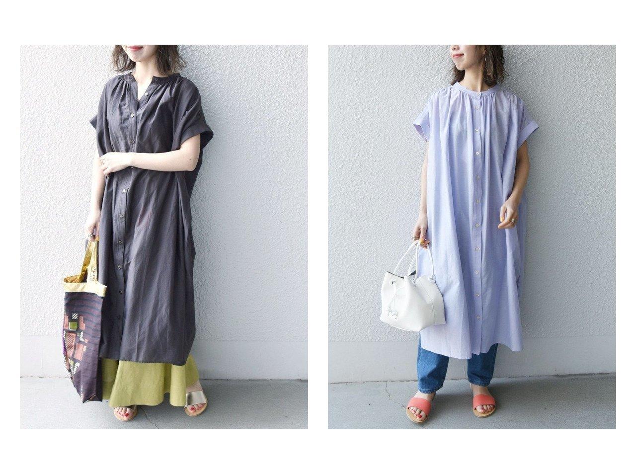 【SHIPS any/シップス エニィ】のSHIPS any シルク ギャザー ロング シャツワンピース ウォッシャブル 【ワンピース・ドレス】おすすめ!人気、トレンド・レディースファッションの通販 おすすめで人気の流行・トレンド、ファッションの通販商品 メンズファッション・キッズファッション・インテリア・家具・レディースファッション・服の通販 founy(ファニー) https://founy.com/ ファッション Fashion レディースファッション WOMEN ワンピース Dress シャツワンピース Shirt Dresses ウォッシャブル 春 Spring ギャザー サンダル シューズ シルク フラット フロント ラベンダー ルーズ ロング S/S・春夏 SS・Spring/Summer  ID:crp329100000035563