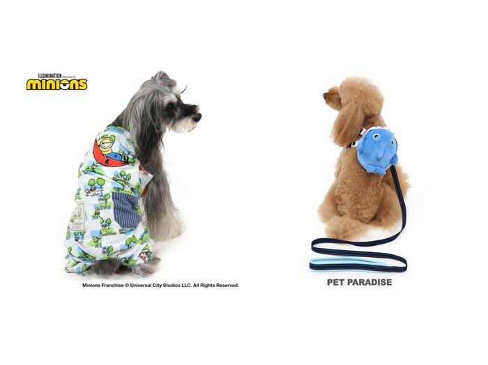 【PET PARADISE/ペットパラダイス】のミニオン ヤード ワークオーバーオール 〔超小型・小型犬〕&ペットパラダイス サメ リュックハーネス&リード S 〔小型犬〕 おすすめ!人気、ペットグッズの通販 おすすめファッション通販アイテム レディースファッション・服の通販 founy(ファニー) S/S・春夏 SS・Spring/Summer ワーク 犬 Dog ホーム・キャンプ・アウトドア Home,Garden,Outdoor,Camping Gear ペットグッズ Pet Supplies  ID:crp329100000035730