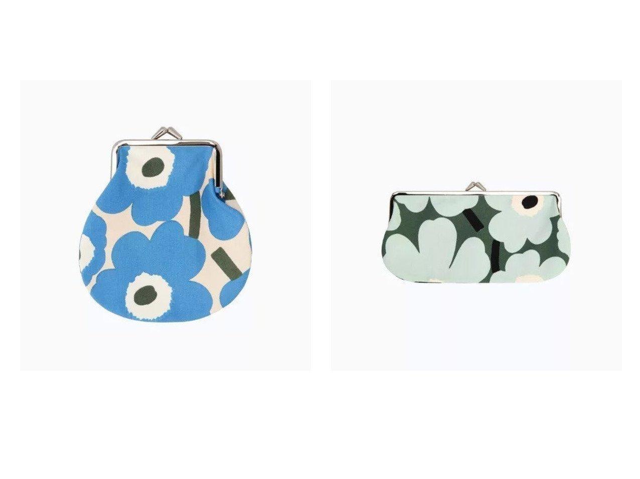 【marimekko/マリメッコ】のPieni Kukkaro Mini Unikko がま口ポーチ&Silmalasi Kukkaro Mini Unikko がま口ポーチ おすすめ!人気、トレンド・レディースファッションの通販 おすすめで人気の流行・トレンド、ファッションの通販商品 メンズファッション・キッズファッション・インテリア・家具・レディースファッション・服の通販 founy(ファニー) https://founy.com/ ファッション Fashion レディースファッション WOMEN ポーチ Pouches おすすめ Recommend フォルム ポーチ モチーフ |ID:crp329100000035906