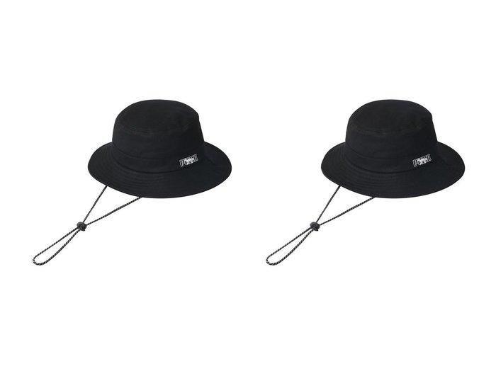 【PUMA/プーマ】の【UNISEX】【PUMA x MAISON KITSUNE】ハット・帽子&【UNISEX】【PUMA x MAISON KITSUNE】ハット・帽子 おすすめ!人気、トレンド・レディースファッションの通販 おすすめファッション通販アイテム レディースファッション・服の通販 founy(ファニー) ファッション Fashion レディースファッション WOMEN 帽子 Hats UNISEX 帽子 |ID:crp329100000036034