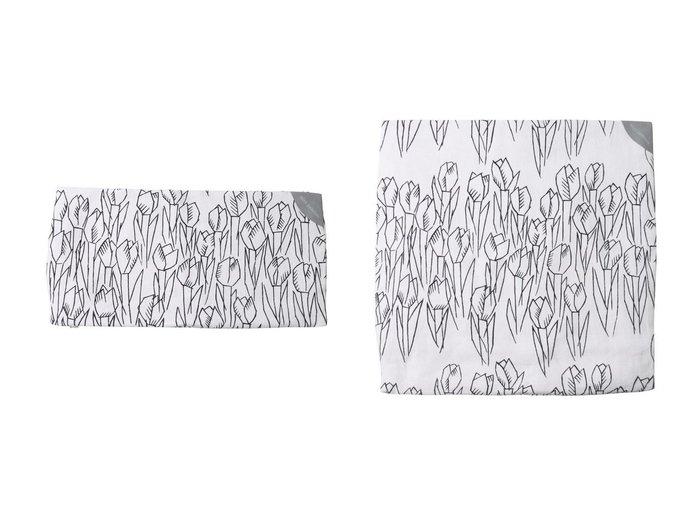 【mina perhonen/ミナ ペルホネン】のpenne クッションカバー(50×25cm)-tulipani-&ravioli クッションカバー(50×50cm)-tulipani- おすすめ!人気、トレンド・レディースファッションの通販 おすすめファッション通販アイテム レディースファッション・服の通販 founy(ファニー) クッション スエード チューリップ フォルム プレーン |ID:crp329100000036042
