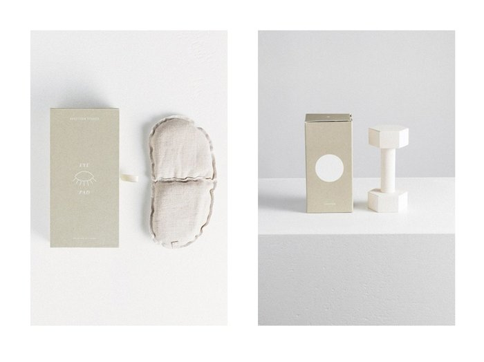【Women's Health/ウィメンズヘルス】のEye Pad【Addition Studio】&Marble Dumbbell【Addition Studio】 おすすめ!人気、トレンド・レディースファッションの通販 おすすめファッション通販アイテム インテリア・キッズ・メンズ・レディースファッション・服の通販 founy(ファニー) https://founy.com/ ヨガ ラベンダー リラックス  ID:crp329100000036048