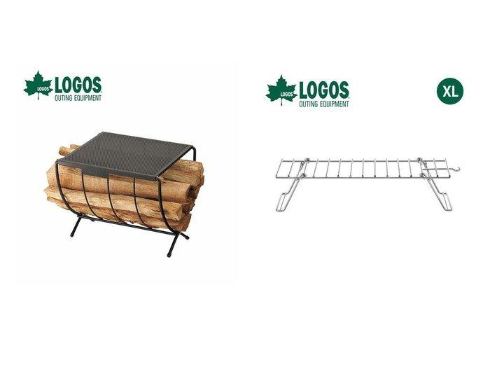 【LOGOS/ロゴス】のファイヤーラックXL&LOGOS 薪ラックテーブル おすすめ!人気キャンプ・アウトドア用品の通販 おすすめ人気トレンドファッション通販アイテム 人気、トレンドファッション・服の通販 founy(ファニー) テーブル ホーム・キャンプ・アウトドア Home,Garden,Outdoor,Camping Gear キャンプ用品・アウトドア  Camping Gear & Outdoor Supplies チェア テーブル Camp Chairs, Camping Tables ホーム・キャンプ・アウトドア Home,Garden,Outdoor,Camping Gear キャンプ用品・アウトドア  Camping Gear & Outdoor Supplies 燃料 Firewood, Fuel ホーム・キャンプ・アウトドア Home,Garden,Outdoor,Camping Gear キャンプ用品・アウトドア  Camping Gear & Outdoor Supplies その他 雑貨 小物 Camping Tools |ID:crp329100000036094