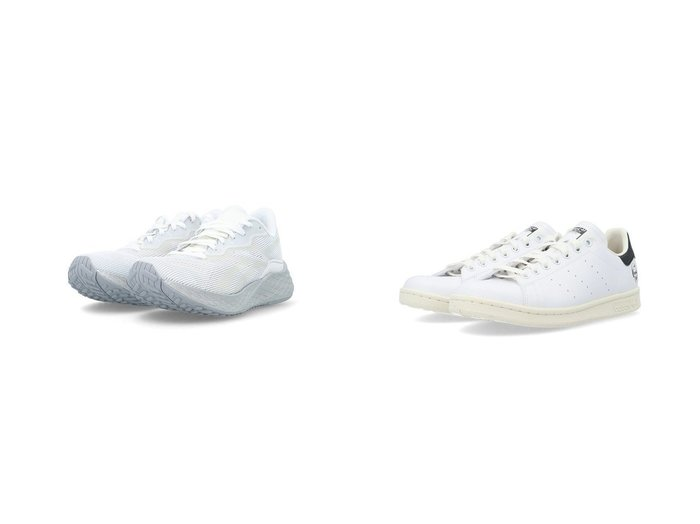 【adidas Originals/アディダス オリジナルス】のスタンスミス STAN SMITH アディダスオリジナルス FX5549&【Reebok/リーボック】のフロートライド エナジー 3 Floatride Energy 3 Shoes リーボック 【シューズ・靴】おすすめ!人気トレンド・ファッション通販 おすすめファッション通販アイテム レディースファッション・服の通販 founy(ファニー)  ファッション Fashion レディースファッション WOMEN NEW・新作・新着・新入荷 New Arrivals クッション シューズ スニーカー スポーツ スリッポン ドロップ ミックス メッシュ ヨガ ランニング 軽量 ストライプ 定番 Standard |ID:crp329100000036306