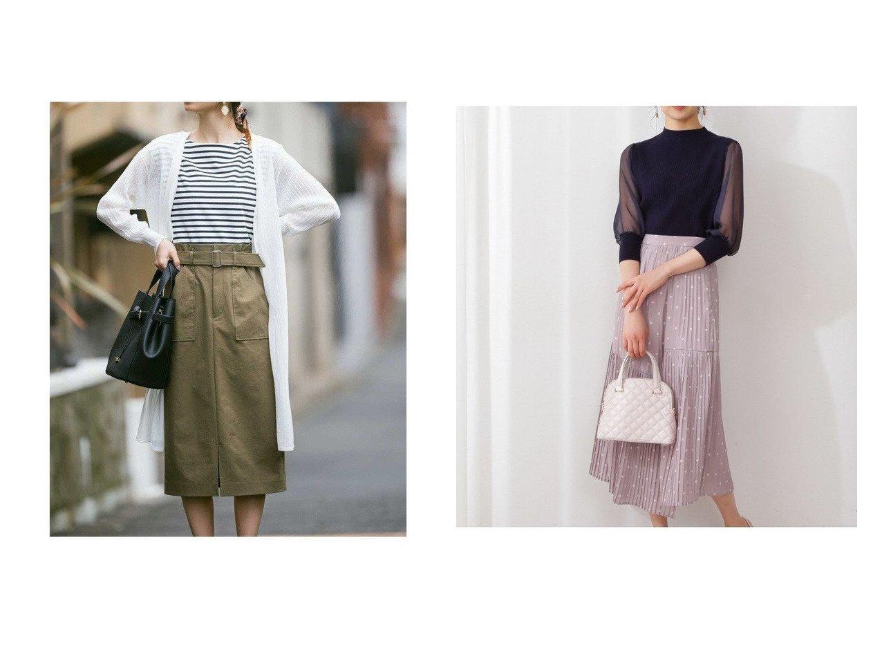 【PROPORTION BODY DRESSING/プロポーション ボディドレッシング】のビックポケットタイトスカート&ラップドットプリーツスカート 【スカート】おすすめ!人気、トレンド・レディースファッションの通販 おすすめで人気の流行・トレンド、ファッションの通販商品 メンズファッション・キッズファッション・インテリア・家具・レディースファッション・服の通販 founy(ファニー) https://founy.com/ ファッション Fashion レディースファッション WOMEN スカート Skirt プリーツスカート Pleated Skirts おすすめ Recommend アシンメトリー イレギュラーヘム シンプル スウェット スタンダード スクエア スリット センター タイトスカート ビッグ ポケット |ID:crp329100000036709