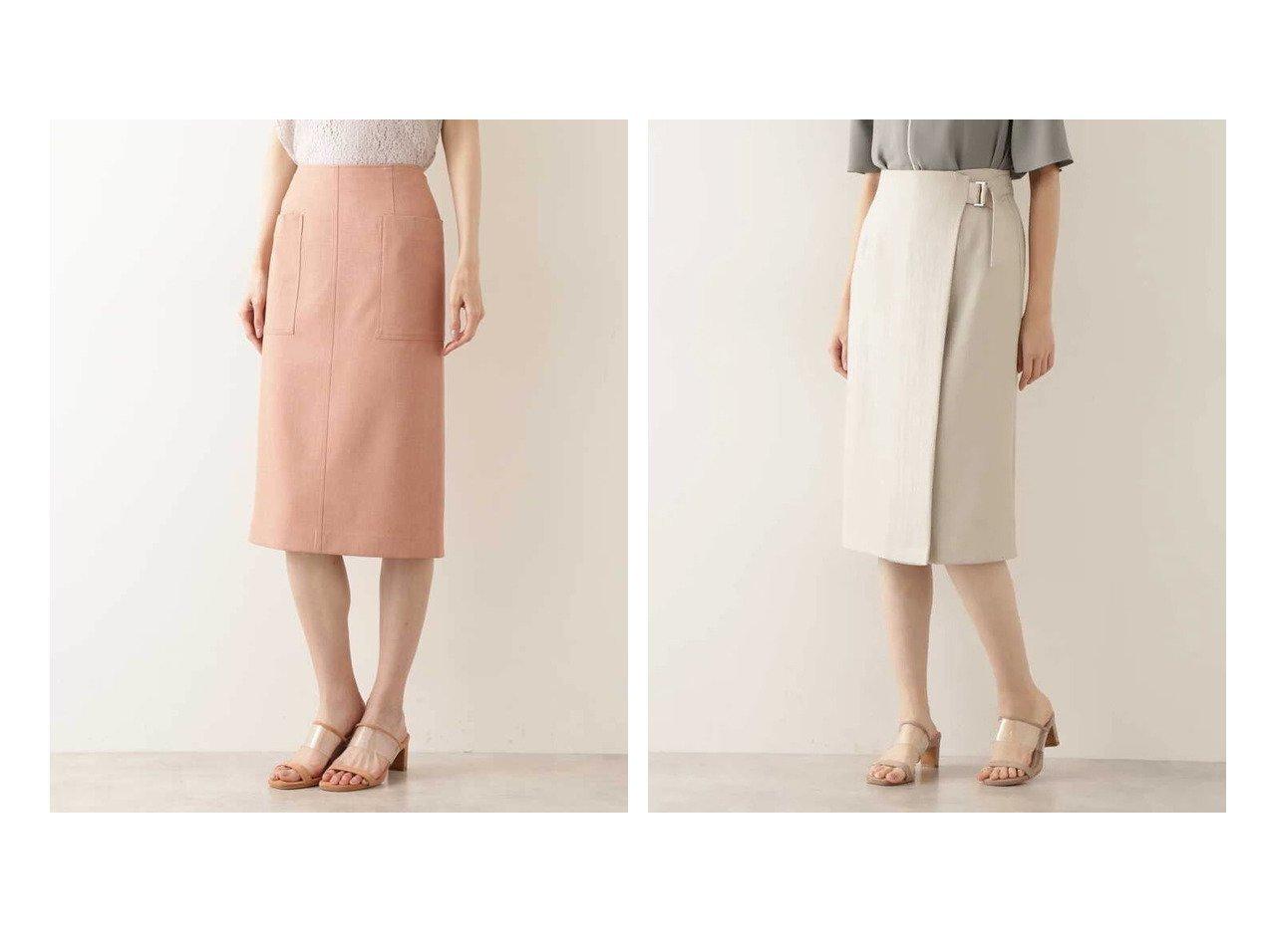 【NATURAL BEAUTY BASIC/ナチュラル ビューティー ベーシック】のリネンライクアシメナロースカート&ポケットディテールストレートスカート 【スカート】おすすめ!人気、トレンド・レディースファッションの通販 おすすめで人気の流行・トレンド、ファッションの通販商品 メンズファッション・キッズファッション・インテリア・家具・レディースファッション・服の通販 founy(ファニー) https://founy.com/ ファッション Fashion レディースファッション WOMEN スカート Skirt ストレート トレンド フラット ポケット ワーク アシンメトリー スクエア |ID:crp329100000036716