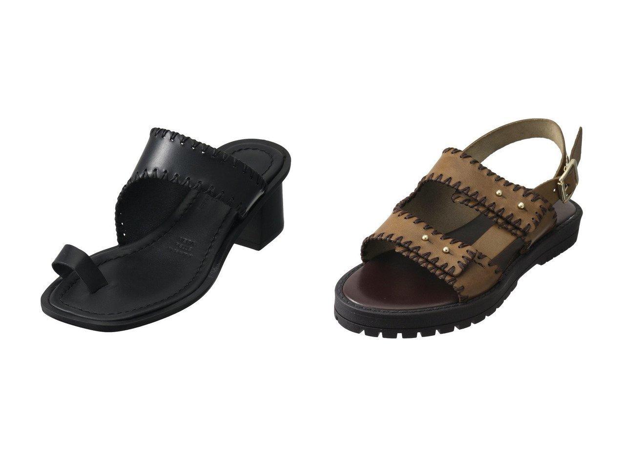 【MAURO de BARI/マウロ デ バーリ】の厚底ベルテッドサンダル&トゥリングミュール 【シューズ・靴】おすすめ!人気、トレンド・レディースファッションの通販 おすすめで人気の流行・トレンド、ファッションの通販商品 メンズファッション・キッズファッション・インテリア・家具・レディースファッション・服の通販 founy(ファニー) https://founy.com/ ファッション Fashion レディースファッション WOMEN サンダル ハンド ミュール 今季 厚底 |ID:crp329100000036719