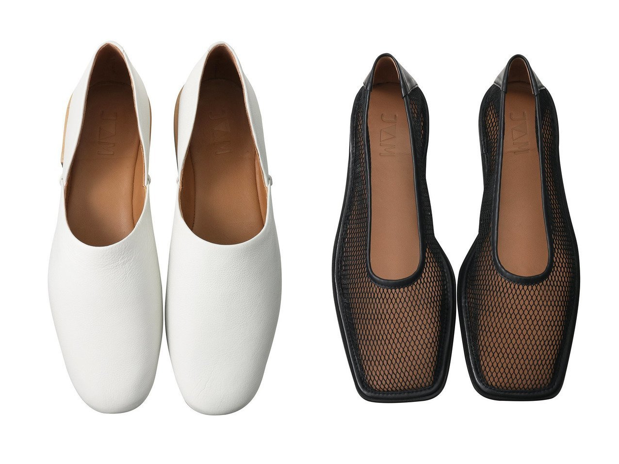 【JVAM/ジェーヴィエーエム】のSALAI スクエアトゥメッシュフラットシューズ&LEN セパレートフラットシューズ 【シューズ・靴】おすすめ!人気、トレンド・レディースファッションの通販 おすすめで人気の流行・トレンド、ファッションの通販商品 メンズファッション・キッズファッション・インテリア・家具・レディースファッション・服の通販 founy(ファニー) https://founy.com/ ファッション Fashion レディースファッション WOMEN なめらか シューズ シンプル スタイリッシュ フラット メッシュ リゾート 今季 |ID:crp329100000036722