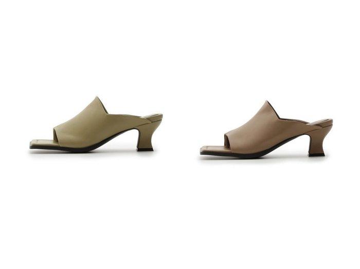 【Mila Owen/ミラオーウェン】のソフトトングミュールサンダル 【シューズ・靴】おすすめ!人気、トレンド・レディースファッションの通販 おすすめファッション通販アイテム インテリア・キッズ・メンズ・レディースファッション・服の通販 founy(ファニー) https://founy.com/ ファッション Fashion レディースファッション WOMEN オレンジ サンダル シューズ シンプル スマート フェイクレザー ミュール |ID:crp329100000036725