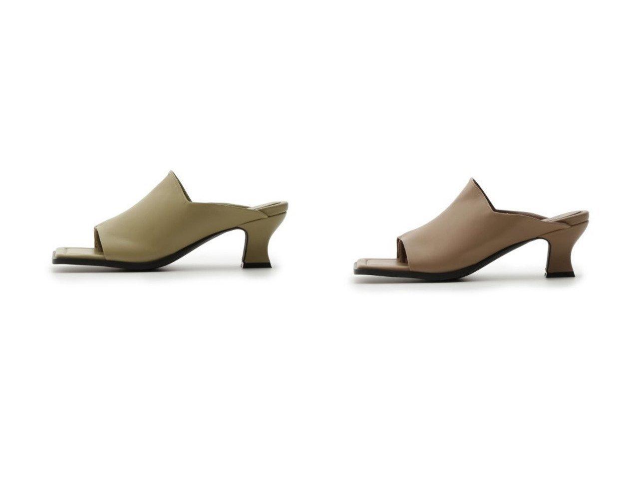 【Mila Owen/ミラオーウェン】のソフトトングミュールサンダル 【シューズ・靴】おすすめ!人気、トレンド・レディースファッションの通販 おすすめで人気の流行・トレンド、ファッションの通販商品 メンズファッション・キッズファッション・インテリア・家具・レディースファッション・服の通販 founy(ファニー) https://founy.com/ ファッション Fashion レディースファッション WOMEN オレンジ サンダル シューズ シンプル スマート フェイクレザー ミュール |ID:crp329100000036725