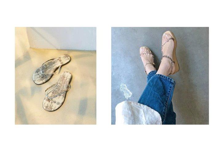 【GALLARDAGALANTE/ガリャルダガランテ】の【TKEES】トングサンダル Milk Snake&【enchanted/エンチャンテッド】の本革ラインストラップウエッジサンダル 【シューズ・靴】おすすめ!人気、トレンド・レディースファッションの通販 おすすめ人気トレンドファッション通販アイテム 人気、トレンドファッション・服の通販 founy(ファニー) ファッション Fashion レディースファッション WOMEN クッション サンダル シューズ ラップ エレガント コレクション シンプル 人気 パイソン ビーチ フラット ラグジュアリー リゾート リラックス おすすめ Recommend  ID:crp329100000036728