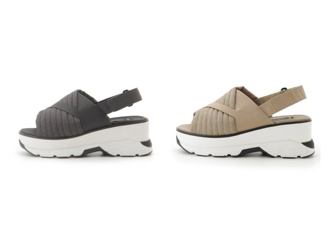 【emmi/エミ】の【emmi atelier】ONLINE限定emmiSNIDELスニーカーソールサンダル 【シューズ・靴】おすすめ!人気、トレンド・レディースファッションの通販 おすすめで人気の流行・トレンド、ファッションの通販商品 メンズファッション・キッズファッション・インテリア・家具・レディースファッション・服の通販 founy(ファニー) https://founy.com/ ファッション Fashion レディースファッション WOMEN サンダル シューズ フォルム ミュール |ID:crp329100000036734