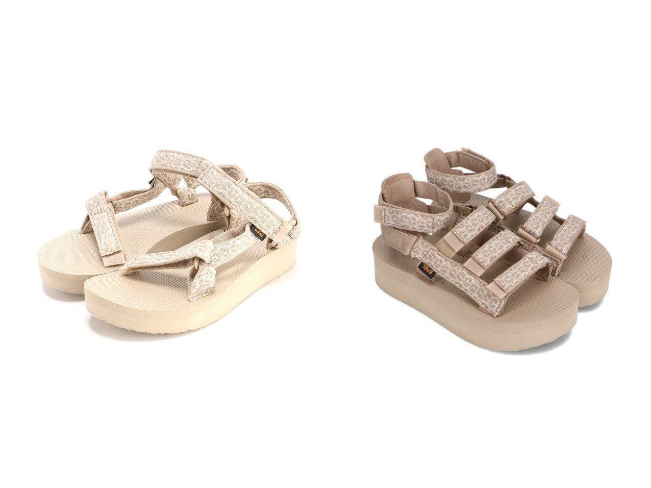 【TEVA/テバ】のMIDFORM U&TEVA FLATFORM MEVIA 【シューズ・靴】おすすめ!人気、トレンド・レディースファッションの通販 おすすめで人気の流行・トレンド、ファッションの通販商品 メンズファッション・キッズファッション・インテリア・家具・レディースファッション・服の通販 founy(ファニー) https://founy.com/ ファッション Fashion レディースファッション WOMEN 厚底 軽量 サンダル シューズ スポーツ ソックス ビーチ フォーム フラット ミュール ラップ |ID:crp329100000036735