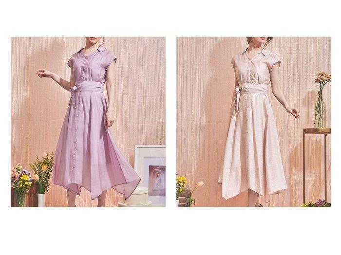 【Noela/ノエラ】のシアーシャツワンピース 【ワンピース・ドレス】おすすめ!人気、トレンド・レディースファッションの通販 おすすめファッション通販アイテム レディースファッション・服の通販 founy(ファニー) ファッション Fashion レディースファッション WOMEN ワンピース Dress シャツワンピース Shirt Dresses インナーキャミ シアー シンプル |ID:crp329100000036778