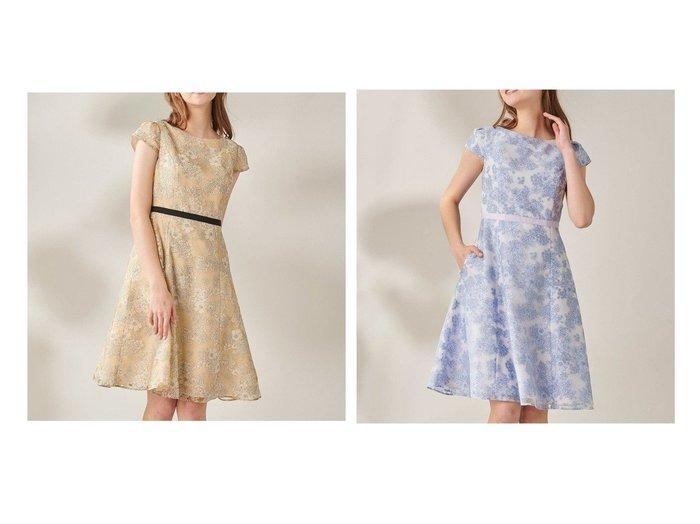 【TOCCA/トッカ】の【洗える!】PRIMURA GARDEN DRESS ドレス 【ワンピース・ドレス】おすすめ!人気、トレンド・レディースファッションの通販 おすすめファッション通販アイテム レディースファッション・服の通販 founy(ファニー) ファッション Fashion レディースファッション WOMEN ワンピース Dress ドレス Party Dresses 送料無料 Free Shipping 2021年 2021 2021春夏・S/S SS/Spring/Summer/2021 ガーデン ドレス 再入荷 Restock/Back in Stock/Re Arrival 洗える |ID:crp329100000036782