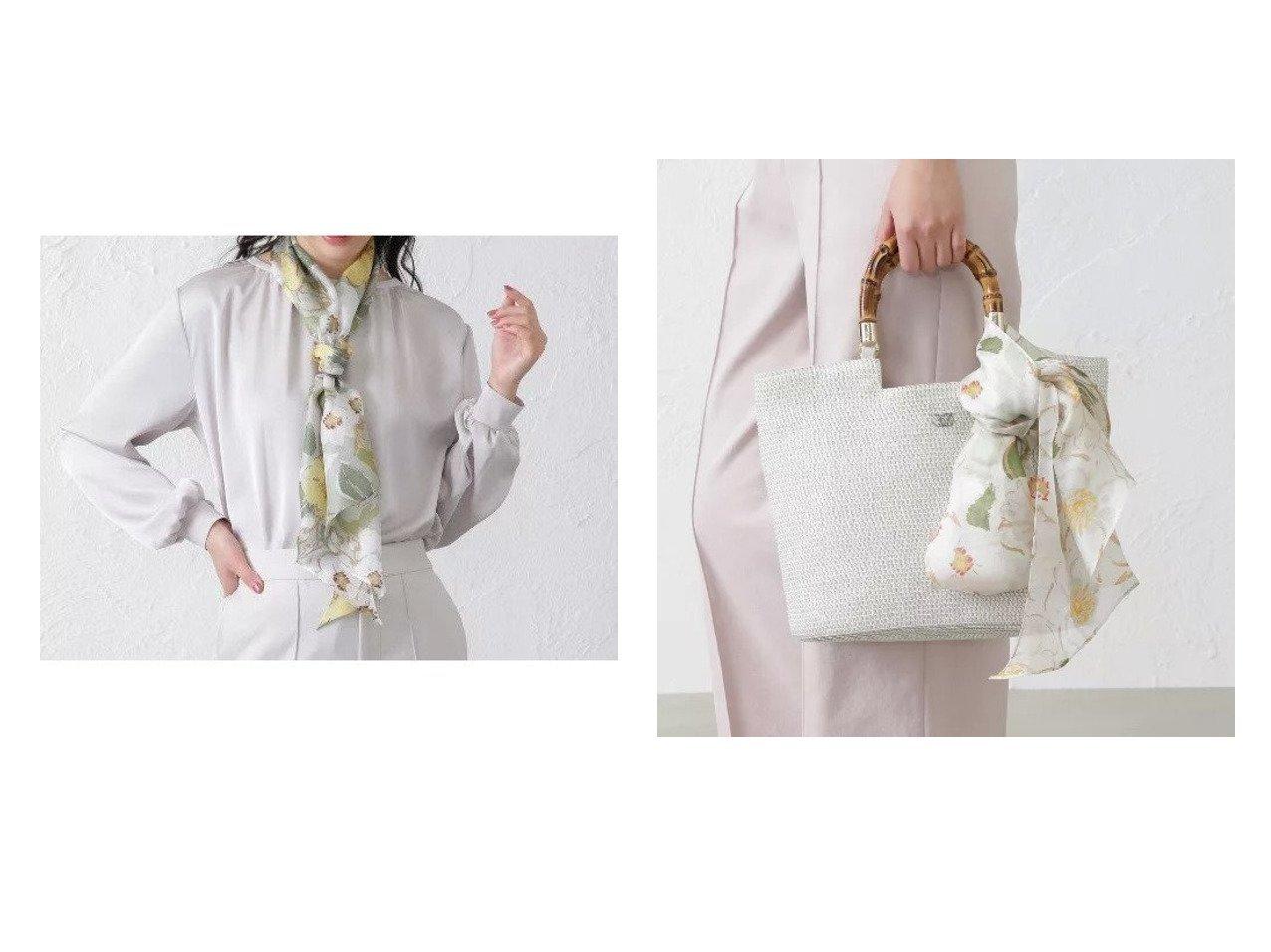 【AMACA/アマカ】のスプリングガーデンシルクメッシュストール おすすめ!人気、トレンド・レディースファッションの通販   おすすめで人気の流行・トレンド、ファッションの通販商品 メンズファッション・キッズファッション・インテリア・家具・レディースファッション・服の通販 founy(ファニー) https://founy.com/ ファッション Fashion レディースファッション WOMEN ストール Scarves マフラー Mufflers ガーデン シルク ジャケット スカーフ ストール スプリング マフラー 洗える |ID:crp329100000036860