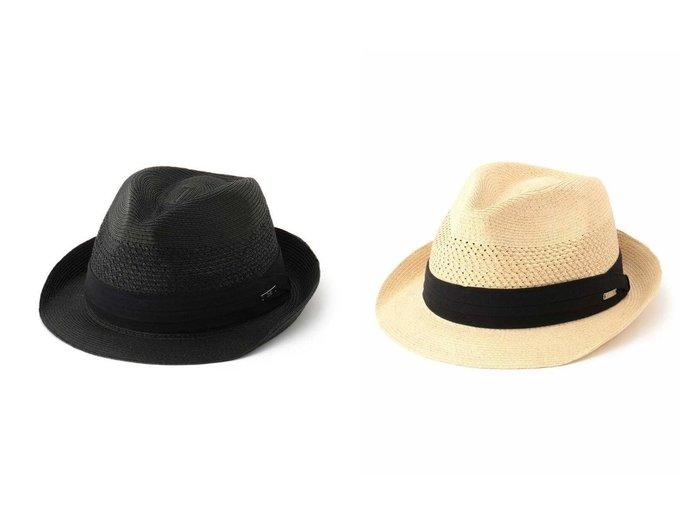 【TAKEO KIKUCHI / MEN/タケオキクチ】の3段オビ 大人のブレードペーパーハット おすすめ!人気、トレンド・レディースファッションの通販   おすすめ人気トレンドファッション通販アイテム 人気、トレンドファッション・服の通販 founy(ファニー)  ファッション Fashion メンズファッション MEN ブレード ペーパー 帽子 |ID:crp329100000036866