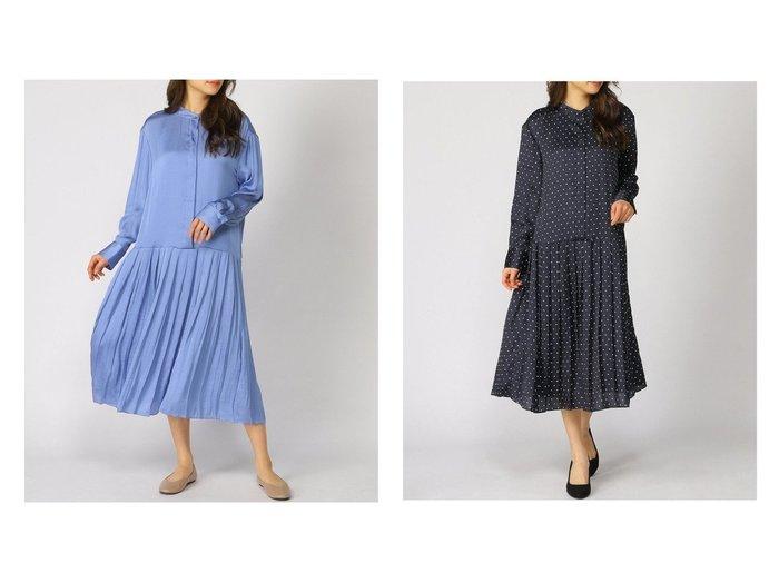 【BANANA REPUBLIC/バナナ リパブリック】のサテン ミディ シャツワンピース おすすめ!人気、トレンド・レディースファッションの通販   おすすめ人気トレンドファッション通販アイテム 人気、トレンドファッション・服の通販 founy(ファニー)  ファッション Fashion レディースファッション WOMEN ワンピース Dress シャツワンピース Shirt Dresses キャミソール サテン ドロップ フィット ライニング 人気 |ID:crp329100000036874