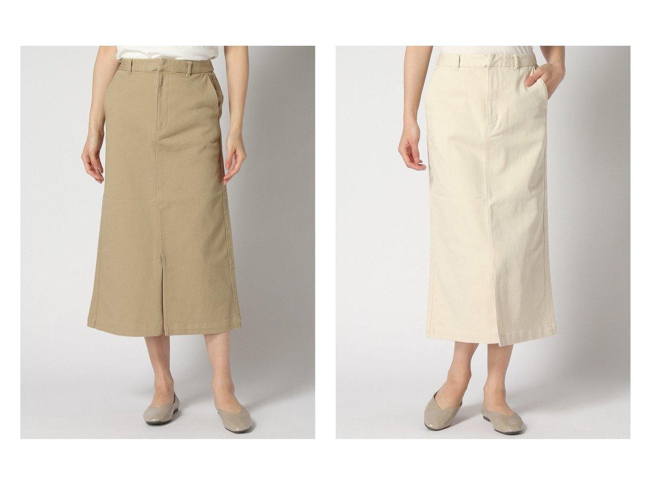 【LEPSIM LOWRYS FARM/レプシィム ローリーズファーム】のストレッチナロースカート 【プチプライス】おすすめ!人気トレンド・ファッション通販 おすすめで人気の流行・トレンド、ファッションの通販商品 メンズファッション・キッズファッション・インテリア・家具・レディースファッション・服の通販 founy(ファニー) https://founy.com/ ファッション Fashion レディースファッション WOMEN スカート Skirt ストレッチ スリット センター タイトスカート トレンド |ID:crp329100000037017