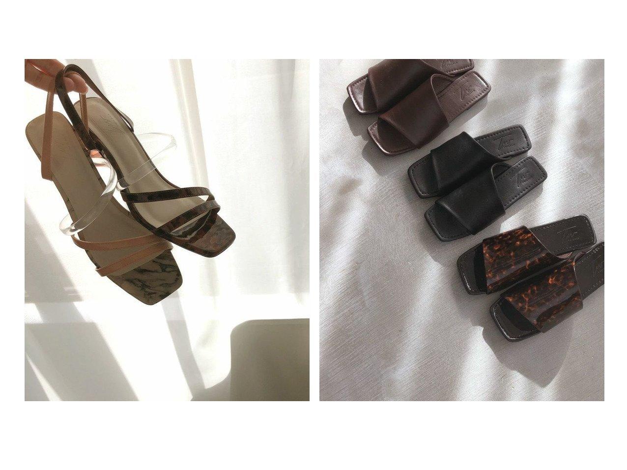 【marjour/マージュール】のクリアヒールサンダル CLEAR HEEL SANDAL&スリッパーライクサンダル SLIPPER LIKE SANDAL おすすめ!人気、トレンド・レディースファッションの通販 おすすめで人気の流行・トレンド、ファッションの通販商品 メンズファッション・キッズファッション・インテリア・家具・レディースファッション・服の通販 founy(ファニー) https://founy.com/ ファッション Fashion レディースファッション WOMEN サンダル バランス マーブル ラップ エナメル デニム フェイクレザー フラット ベーシック |ID:crp329100000037037