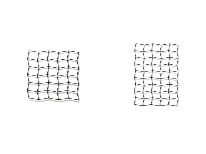 【Sugiyama Seisakusho/杉山製作所】のFe Wall Deco ridge 6 × Fe ウォールデコ リッジ 6 × 5&Fe Wall Deco ridge 9 × Fe ウォールデコ リッジ 9 × 5 【FURNITURE】おすすめ!人気、インテリア・家具の通販 おすすめファッション通販アイテム レディースファッション・服の通販 founy(ファニー) 送料無料 Free Shipping フラワー マグネット |ID:crp329100000037365