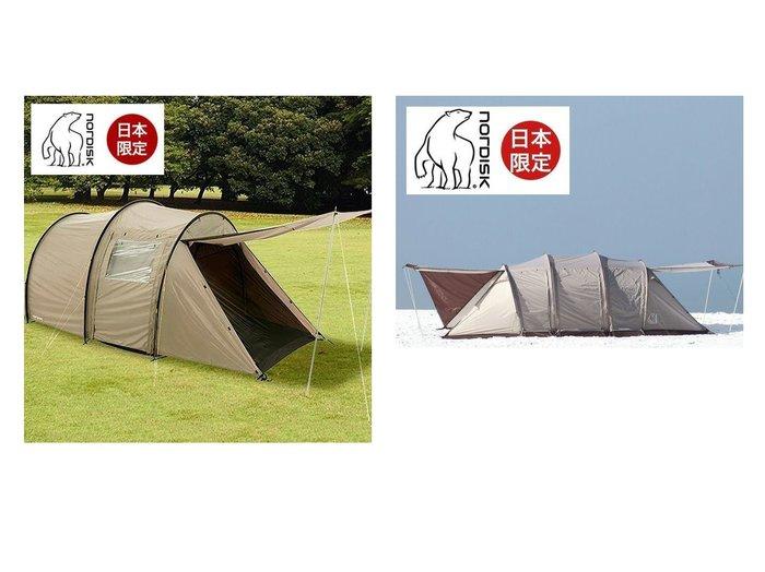 【Nordisk/ノルディスク】のReisa4 Japan Beige レイサ4 ジャパン ベージュ&レイサEXP おすすめ!人気キャンプ・アウトドア用品の通販 おすすめファッション通販アイテム レディースファッション・服の通販 founy(ファニー) インナー クラシカル スタイリッシュ 別注 ホーム・キャンプ・アウトドア Home,Garden,Outdoor,Camping Gear キャンプ用品・アウトドア  Camping Gear & Outdoor Supplies その他 雑貨 小物 Camping Tools |ID:crp329100000037412
