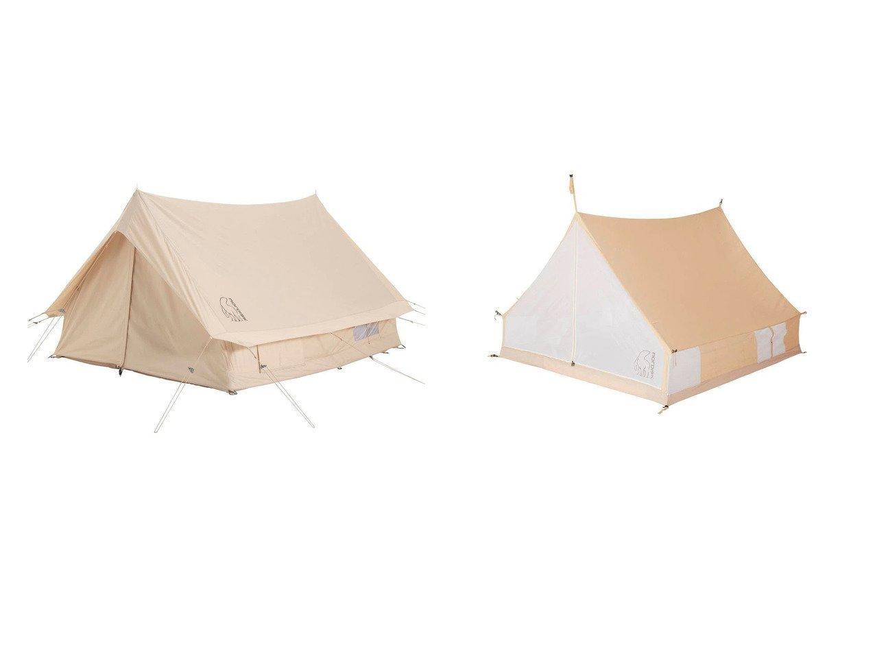 【Nordisk/ノルディスク】のファミリーテント ファミリーテント ユドゥン 5.5 Basic Cotton Tent 242022&ユドゥン 5.5 インナーキャビン 145023 おすすめ!人気キャンプ・アウトドア用品の通販 おすすめ人気トレンドファッション通販アイテム インテリア・キッズ・メンズ・レディースファッション・服の通販 founy(ファニー)  ファッション Fashion キッズファッション KIDS ウォーター メッシュ インナー ホーム・キャンプ・アウトドア Home,Garden,Outdoor,Camping Gear キャンプ用品・アウトドア  Camping Gear & Outdoor Supplies テント タープ Tents, Tarp |ID:crp329100000037418