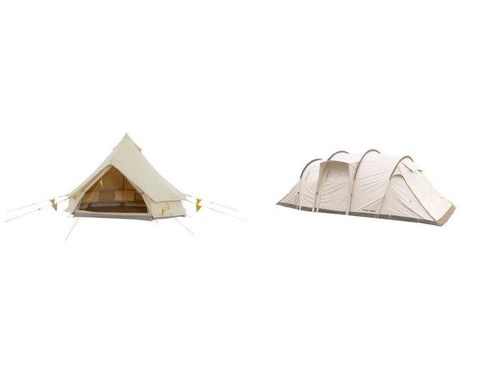 【Nordisk/ノルディスク】のファミリーテント ドーム Asgard Tech Mini 148055&ファミリーテント 2ルーム レイサ6 レガシー 142025 おすすめ!人気キャンプ・アウトドア用品の通販 おすすめ人気トレンドファッション通販アイテム 人気、トレンドファッション・服の通販 founy(ファニー) 軽量 インナー センター ホーム・キャンプ・アウトドア Home,Garden,Outdoor,Camping Gear キャンプ用品・アウトドア  Camping Gear & Outdoor Supplies テント タープ Tents, Tarp |ID:crp329100000037422