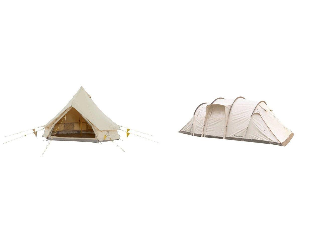 【Nordisk/ノルディスク】のファミリーテント ドーム Asgard Tech Mini 148055&ファミリーテント 2ルーム レイサ6 レガシー 142025 おすすめ!人気キャンプ・アウトドア用品の通販 おすすめで人気の流行・トレンド、ファッションの通販商品 メンズファッション・キッズファッション・インテリア・家具・レディースファッション・服の通販 founy(ファニー) https://founy.com/ 軽量 インナー センター ホーム・キャンプ・アウトドア Home,Garden,Outdoor,Camping Gear キャンプ用品・アウトドア  Camping Gear & Outdoor Supplies テント タープ Tents, Tarp |ID:crp329100000037422