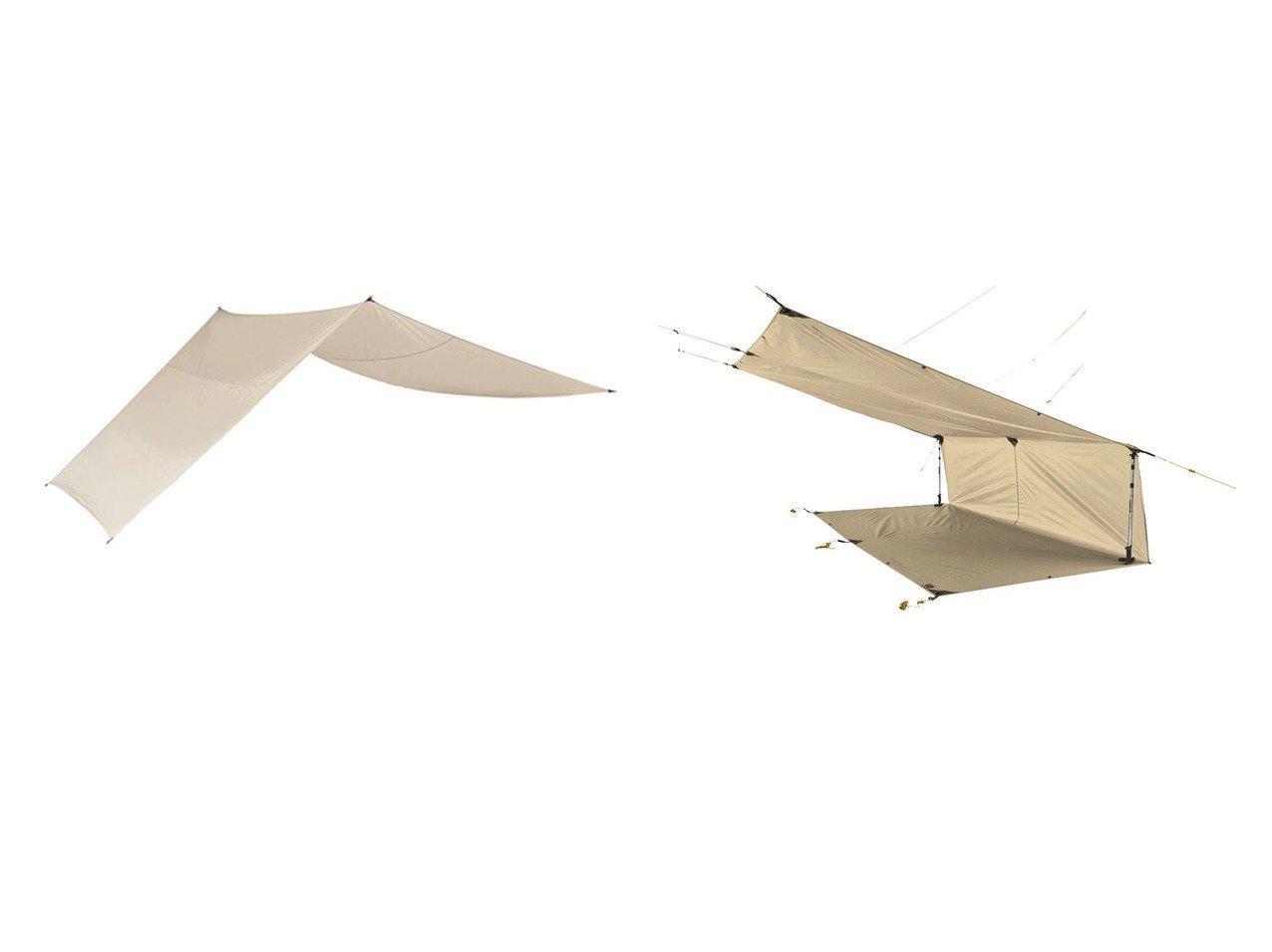 【Nordisk/ノルディスク】のレクタングラータープ テント ヴォス 14 PU Tarp-SMU JP122046&レクタングラータープ テント カリ12 ベーシック コットンタープ SMU JP 242017 おすすめ!人気キャンプ・アウトドア用品の通販 おすすめで人気の流行・トレンド、ファッションの通販商品 メンズファッション・キッズファッション・インテリア・家具・レディースファッション・服の通販 founy(ファニー) https://founy.com/ A/W・秋冬 AW・Autumn/Winter・FW・Fall-Winter ベーシック 人気 コンパクト リップ 送料無料 Free Shipping ホーム・キャンプ・アウトドア Home,Garden,Outdoor,Camping Gear キャンプ用品・アウトドア  Camping Gear & Outdoor Supplies テント タープ Tents, Tarp |ID:crp329100000037435